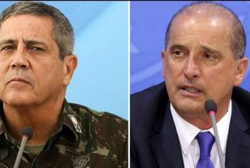 Bolsonaro convida general para a Casa Civil e indica saída de Onyx