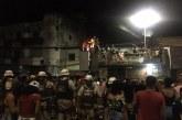 52ª CIPM de Lauro de Freitas garante o policiamento e segurança no 3º dia de carnaval