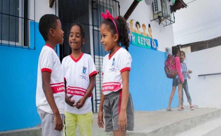 Com novo currículo escolar, aulas da rede municipal de Lauro de Freitas iniciam nesta segunda, 17