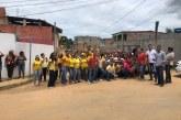 Moema e vereadores visitam as 10 ruas do Caic em ITINGA, que passam por drenagem, pavimentação e urbanização