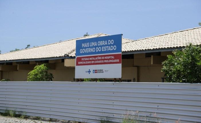 Escola de 2º grau e um hospital para tratamento prolongado serão construídos em Lauro de Freitas este ano