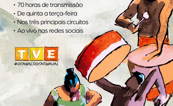 TVE: a maior cobertura do Carnaval da Bahia