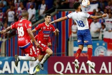 Bahia busca classificação na Sul-Americana contra o Nacional
