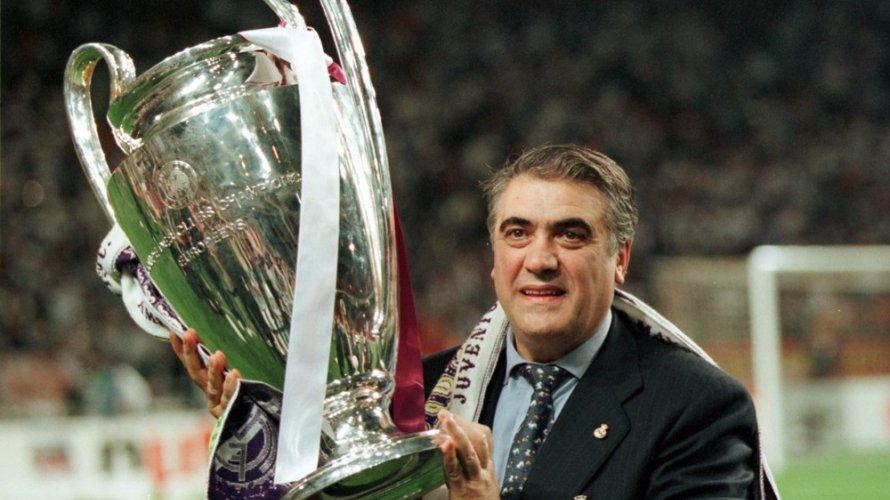 Ex-presidente do Real Madrid morre vítima do coronavírus aos 76 anos