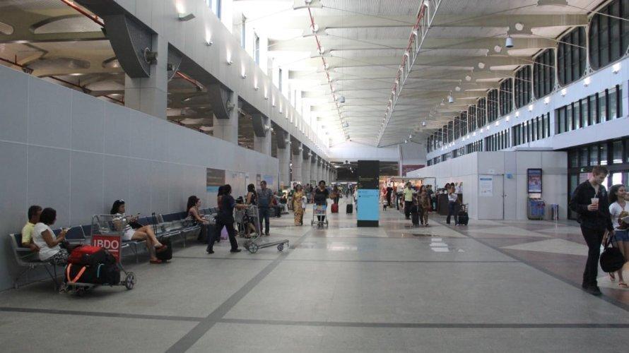 Governo brasileiro proíbe entrada de estrangeiros no país