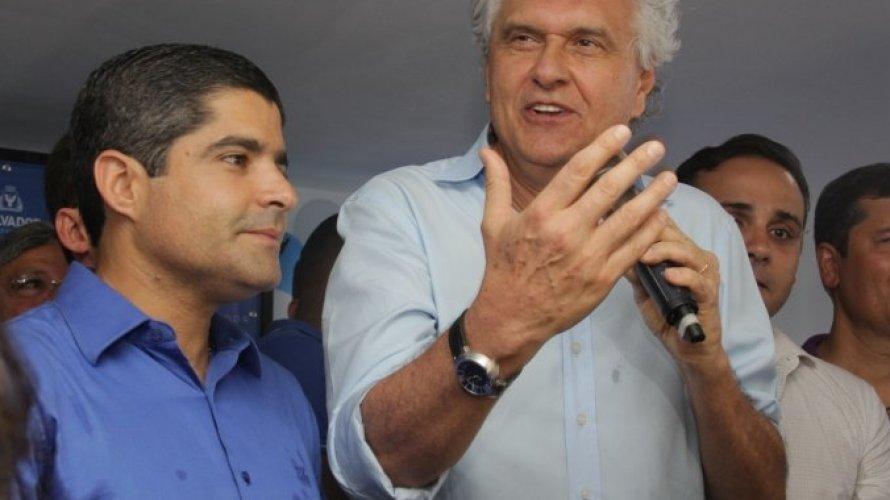 Caiado rompe com Bolsonaro e diz que não respeitará decisões do presidente