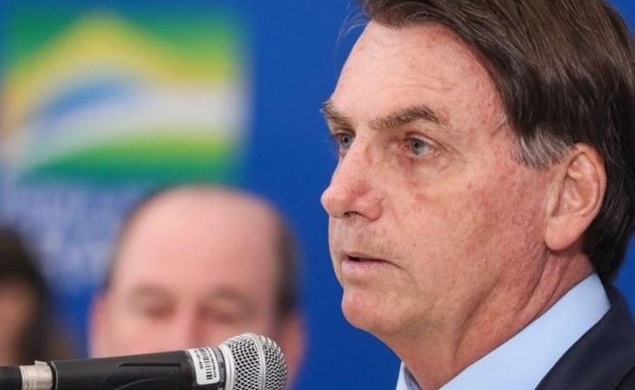 MPF pede multa a Bolsonaro por descumprir quarentena