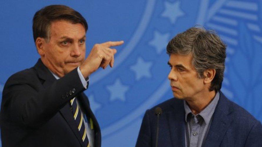 Guedes e Teich contrariam Bolsonaro ao falarem em fim progressivo e planejado de isolamento