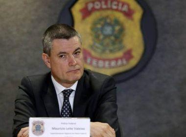 Maurício Valeixo é exonerado da Diretoria-Geral da PF