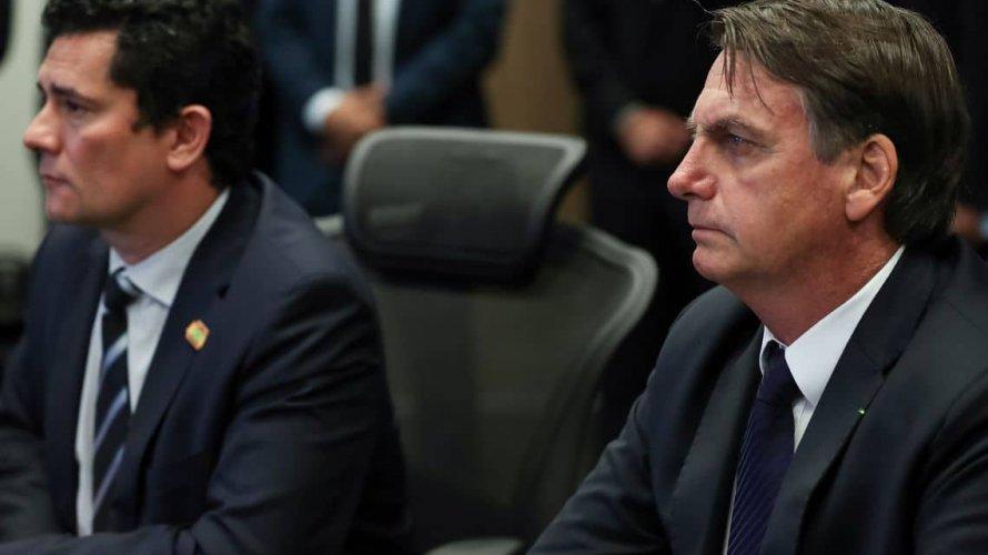Ala militar alertou Bolsonaro sobre reforço do movimento de impeachment por demissão de Moro