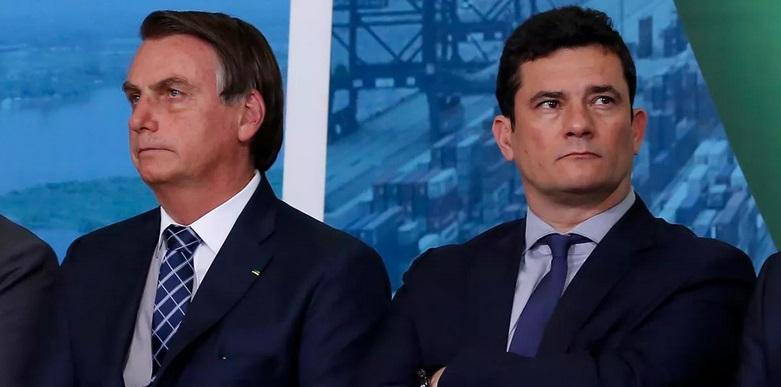 """Moro aponta crime de responsabilidade de Bolsonaro: """"queria alguém para passar informações pessoais sobre a PF"""""""