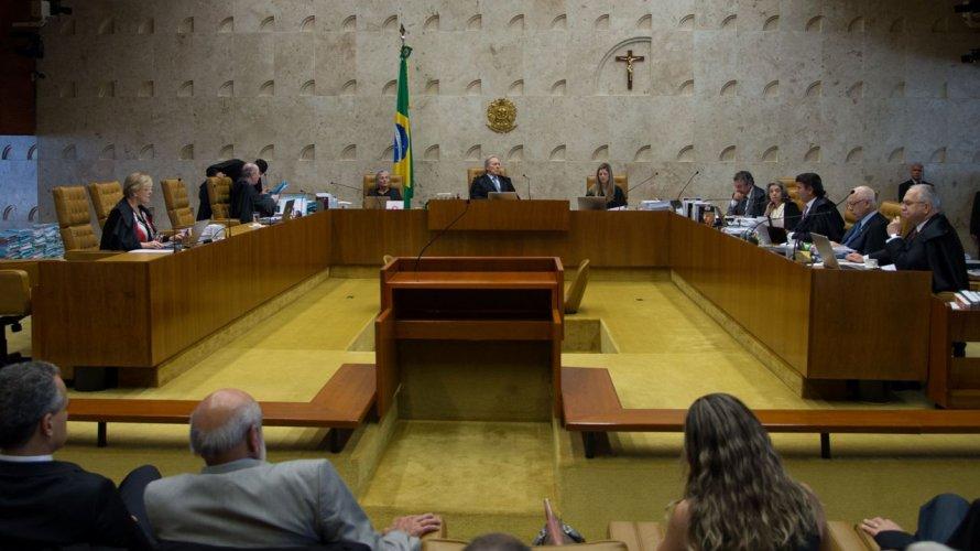 Ministros do STF vêm crime de Bolsonaro, após declaração de Moro