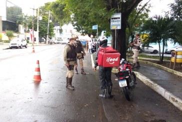 52ª CIPM realiza intensificação de policiamento em Lauro de Freitas