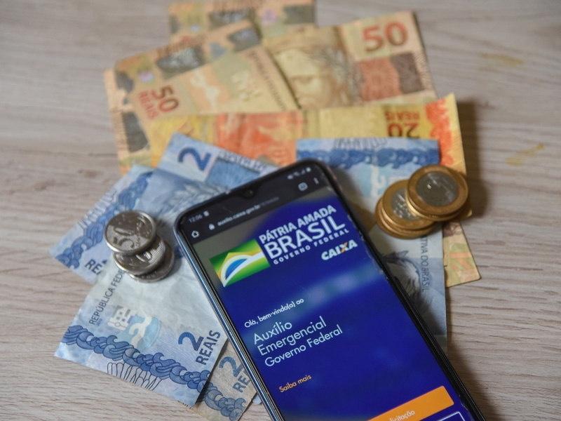 Governo libera nesta quarta auxílio de R$ 600 para mais de 5 milhões