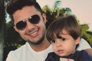 Filho de Cristiano Araújo revela sonho de encontrar pai novamente; veja