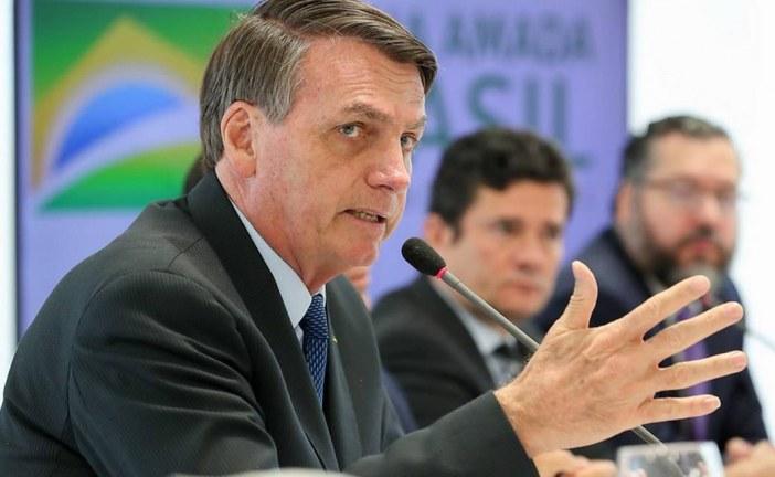 Seis episódios mostram que Bolsonaro queria troca na PF: Confira