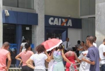 Caixa abre mais de 2 mil agências para saque de auxílio emergencial neste sábado (30)