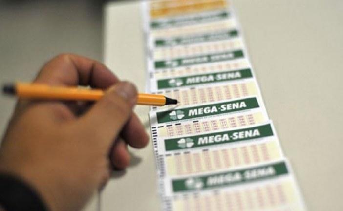Mega-Sena acumula e próximo prêmio pode pagar R$ 45 milhões