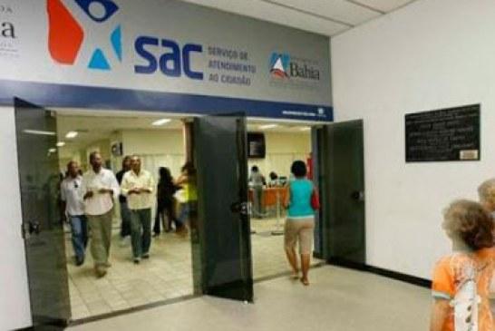 Sete postos do SAC serão reabertos após fechamento por conta do coronavírus