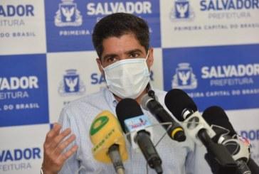 Suspensão das aulas é prorrogada por mais 15 dias em Salvador