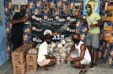 Após Live Solidária, Samba R 13 distribui alimentos arrecadados