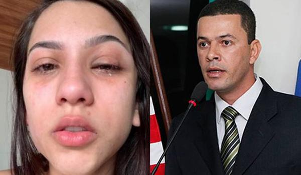 Preso vereador suspeito de espancar a própria filha em Campo Formoso