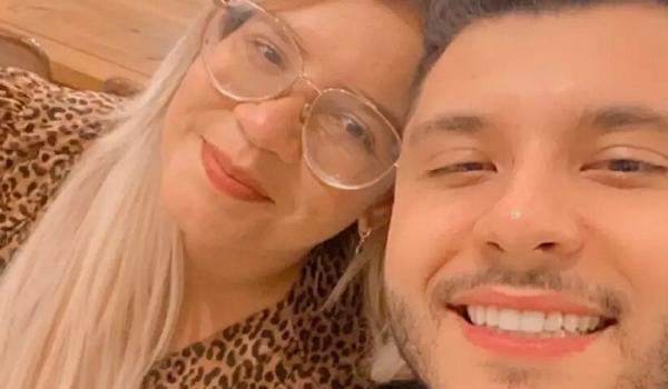 """Ex de Marília Mendonça, Murilo Huff se posiciona sobre término: """"não teve nada a ver com traição"""""""
