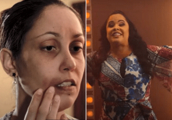 Cantora gospel causa revolta em clipe que mostra mulher agredida perdoando marido