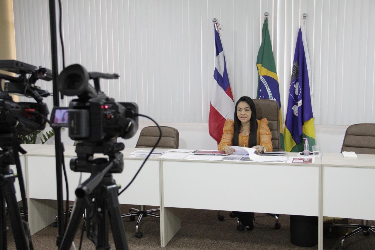Mais de 100 estabelecimentos comerciais já foram fiscalizados em Lauro de Freitas após reabertura