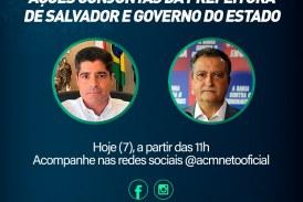 Rui e Neto apresentam protocolo comum de retomada da economia