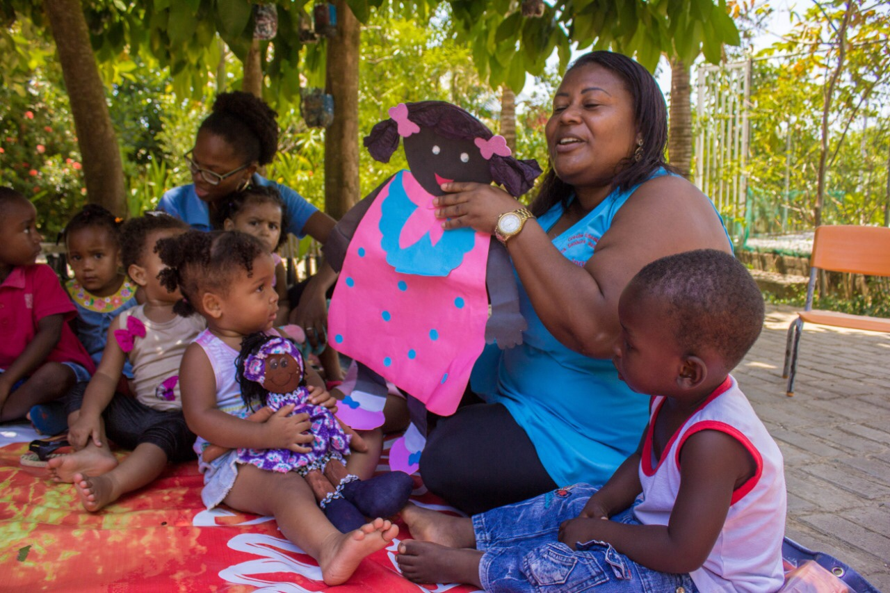 Semed valoriza memórias das coordenadoras pedagógicas da Educação Infantil da rede municipal de Lauro de Freitas