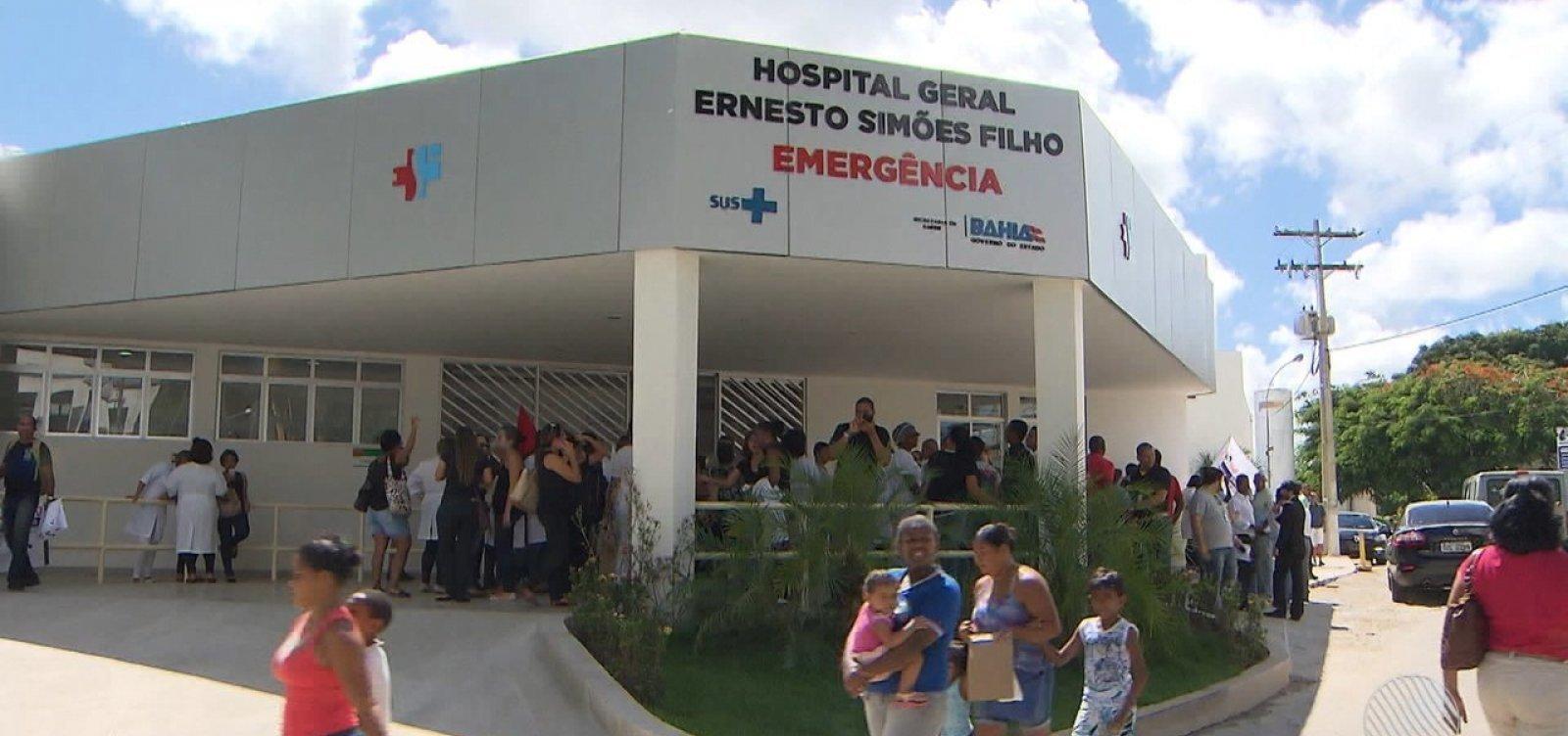 Governo baiano começa a programar 'volta à normalidade' de hospitais dedicados à Covid-19