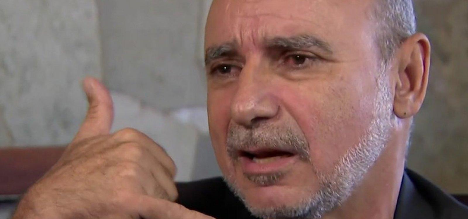 Ministro do STJ revoga liminar e Queiroz volta para prisão