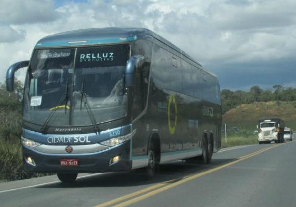 Transporte é suspenso em mais duas cidades baianas; total chega a 355