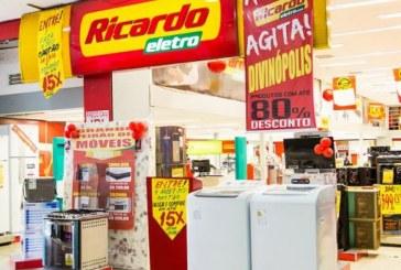 Controladora da Ricardo Eletro fecha lojas e pede recuperação judicial