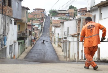 Prefeitura entrega ruas pavimentadas, posto de saúde, ambulância e SAC Empresarial nesta sexta-feira (14)