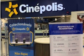 Cinemas do Salvador Norte Shopping reabrem nesta quinta