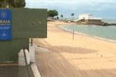 Após aglomerações neste domingo, prefeito de Salvador anuncia nova interdição de praias