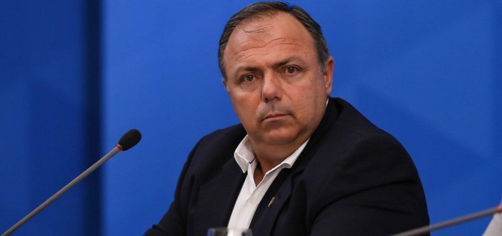 Após mais de 3 meses como interino, Pazuello toma posse como ministro da Saúde