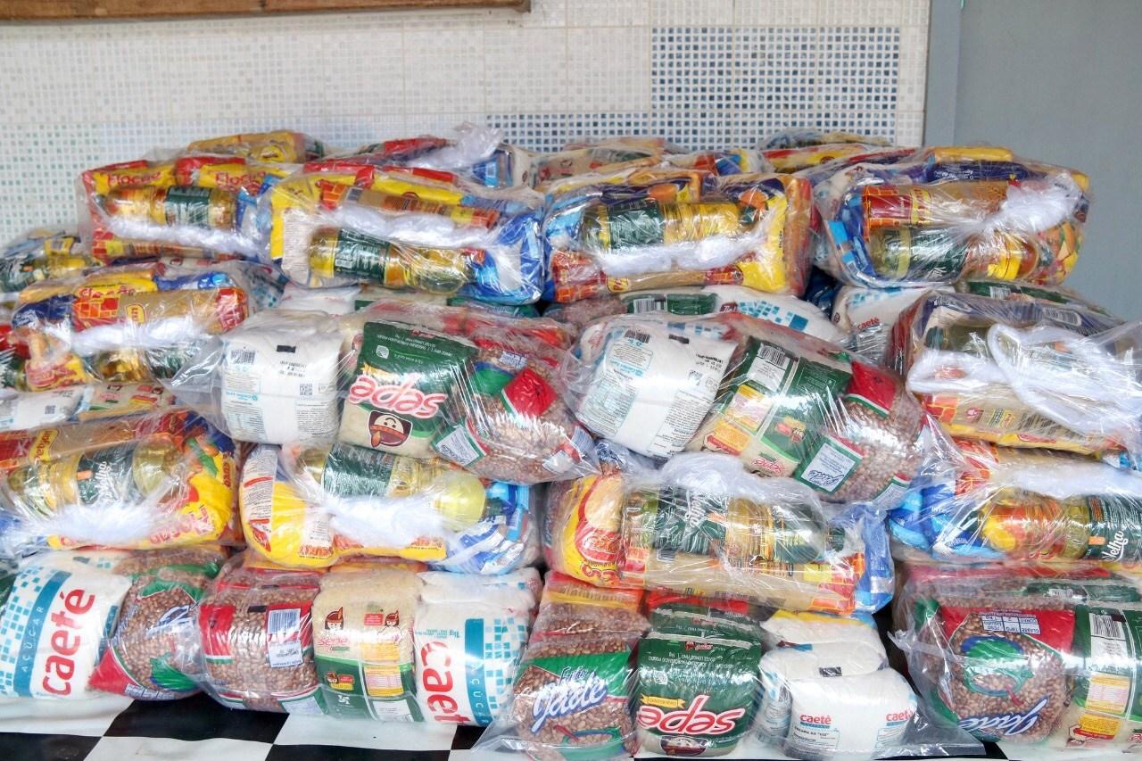 Prefeitura de Lauro de Freitas inicia 6ª etapa da entrega dos Kits Alimentação, a partir do dia 23/09