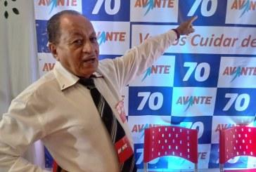 Pastor Gilberto a grande surpresa do Avante de Lauro de Freitas pra vereador