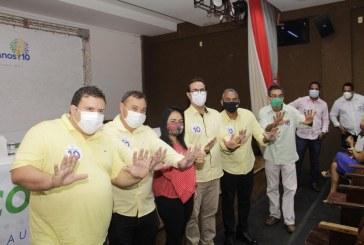 Convenção municipal dos Republicanos reforça apoio a chapa majoritária Moema Gramacho e Vidigal
