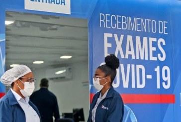 Bahia registra 1.990 novos casos e 27 óbitos por Covid-19 nas últimas 24h