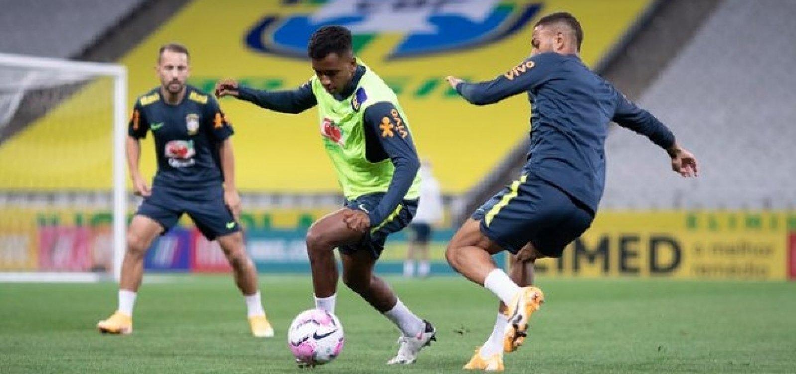 Eliminatórias da Copa: Brasil estreia nesta sexta contra a Bolívia