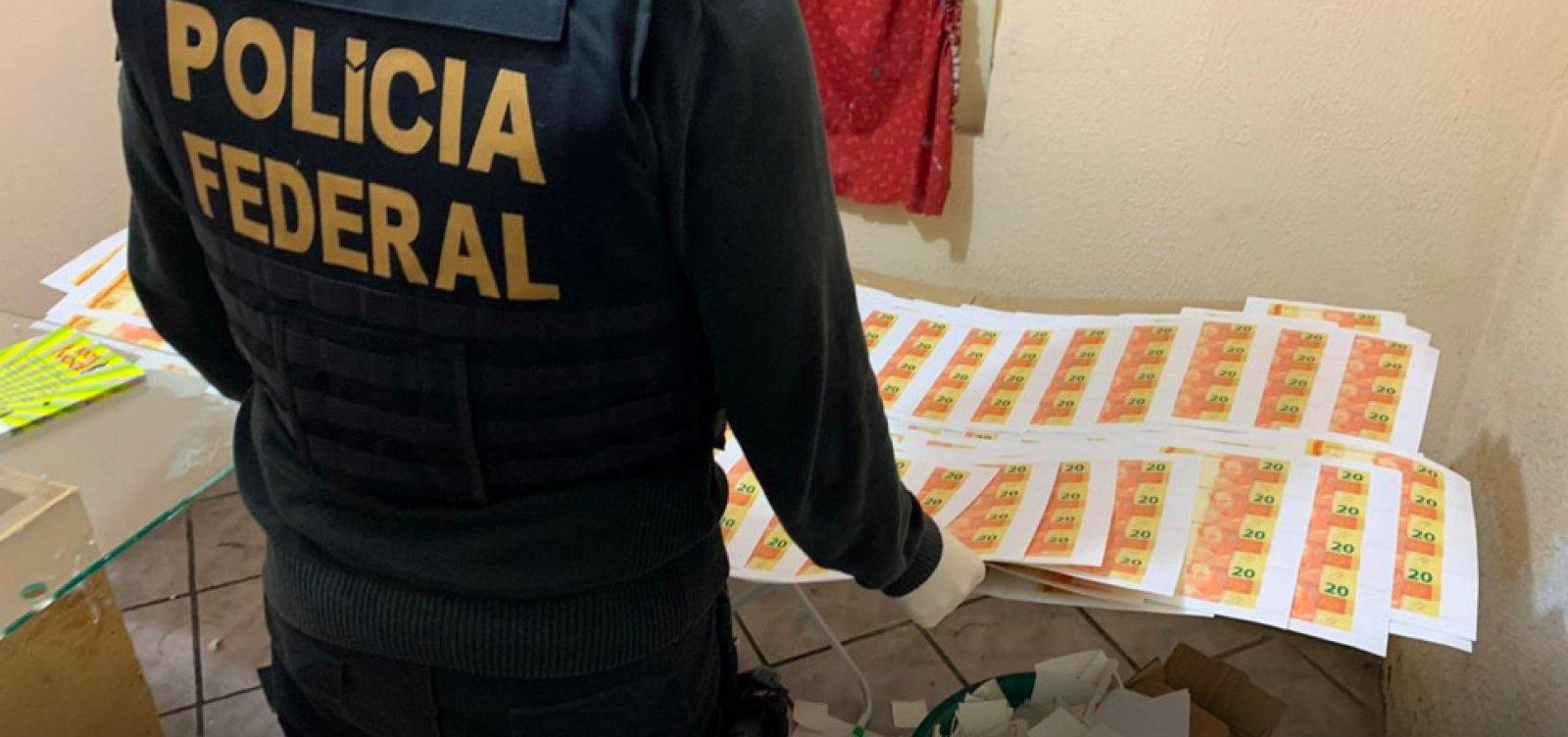 Operação Arinna: PF desarticula organização criminosa na Bahia e em outros seis estados