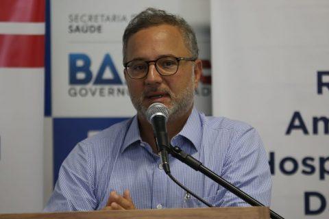 Secretário de Saúde diz que Covid-19 ainda está controlada na Bahia