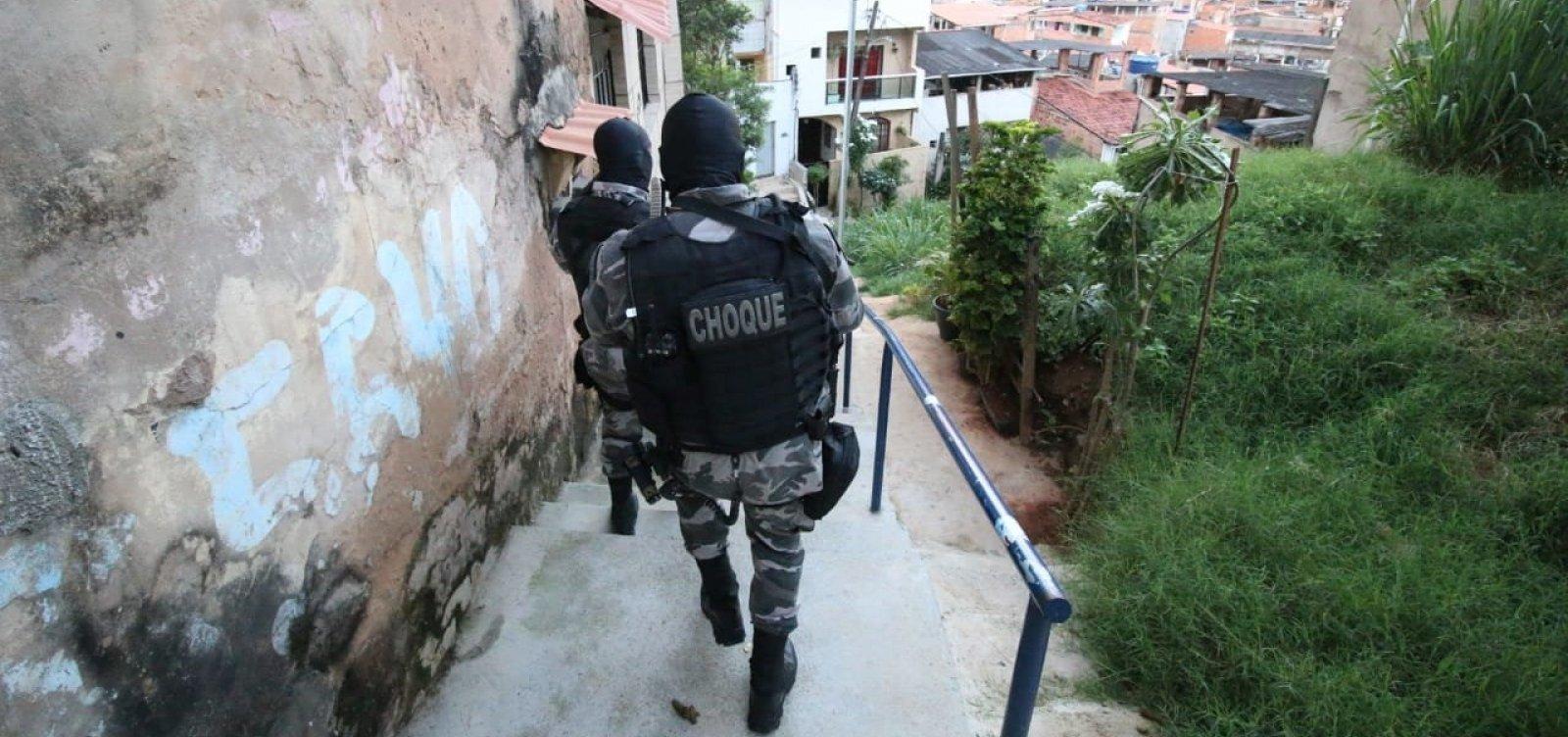 Ação integrada combate crime no Nordeste de Amaralina