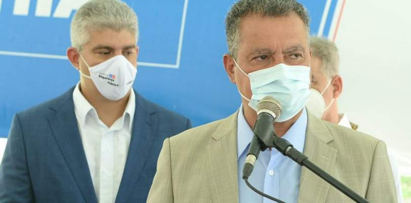 PM vai atuar para impedir festas de Réveillon na Bahia, avisa Rui Costa
