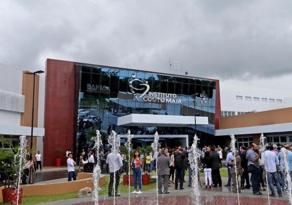 Instituto Couto Maia está com ocupação máxima lotada, diz diretora-geral