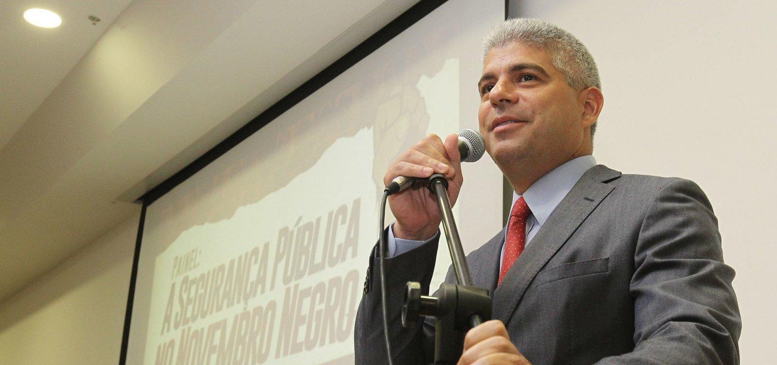 Governo diz que cumprirá ordem do STJ que determina afastamento de Barbosa da SSP